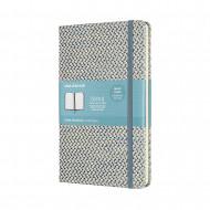 Moleskine Limited Collection Blend 2019 Large Ruled Notebook: Blue