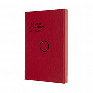 Moleskine Limited Edition Lord Of The Rings Large Ruled Notebook: Collector's Edition