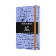 Moleskine Limited Edition Basquiat Large Plain Notebook