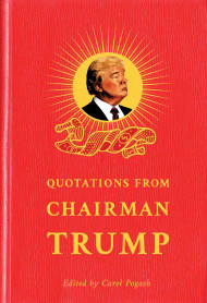 Quotation From Chairman Trump