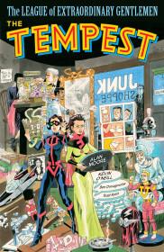 The League Of Extraordinary Gentlemen Volume 4: The Tempest
