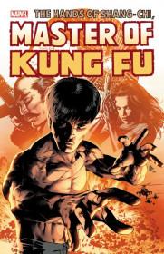 Shang-chi: Master Of Kung-fu Omnibus Vol. 3