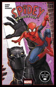 Spidey: School's Out (marvel Premiere Graphic Novel)