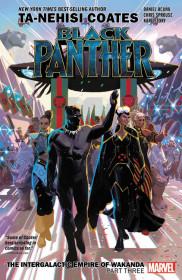 Black Panther Book 8: The Intergalactic Empire Of Wakanda Part Three