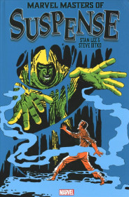 Marvel Masters Of Suspense: Stan Lee & Steve Ditko Omnibus Vol. 1