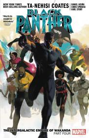 Black Panther Book 9: The Intergalactic Empire Of Wakanda Part 4