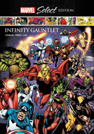 Infinity Gauntlet Marvel Select Edition