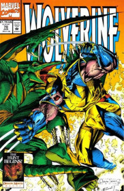 Wolverine Epic Collection: Inner Fury