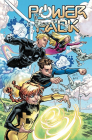 Power Pack: Powers That Be