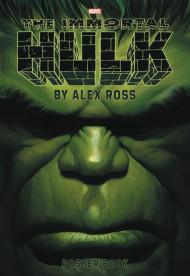 Immortal Hulk By Alex Ross Poster Book