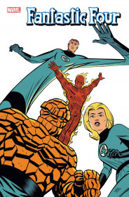 Mighty Marvel Masterworks: The Fantastic Four Vol. 1