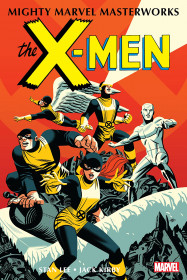 Mighty Marvel Masterworks: The X-men Vol. 1 - The Strangest Super-heroes Of All