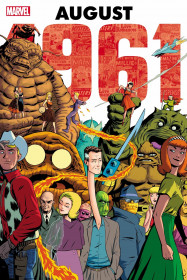 Marvel: August 1961 Omnibus