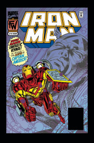 Iron Man Epic Collection: In The Hands Of Evil