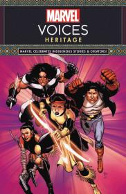 Marvel Voices: Heritage