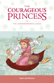The Courageous Princess Volume 2