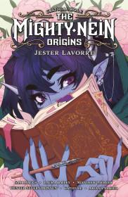 Critical Role: The Mighty Nein Origins - Jester Lavorre