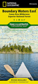 Boundary Waters, East, Superior National Forest