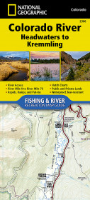 Colorado River, Headwaters To Kremmling