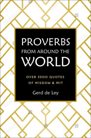 Proverbs From Around The World