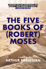 The Five Books Of (robert) Moses