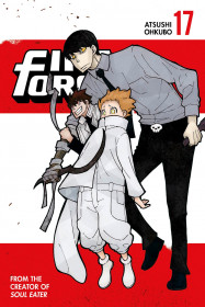 Fire Force 17