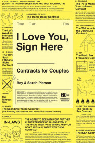 I Love You, Sign Here