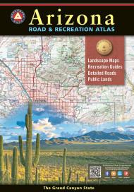 Arizona Road & Recreation Atlas 12th Edition