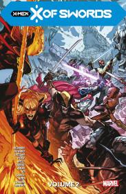 X Of Swords Vol. 2