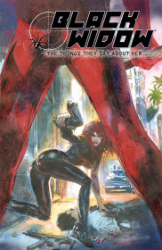 Black Widow: The Things They Say About Her