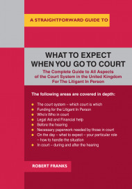A Straightforward Guide To What To Expect When You Go To Court