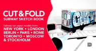 Cut And Fold Subway Sketchbook