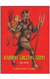Krampus Greeting Cards Set Two