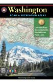 Benchmark Washington Road & Recreation Atlas, 8th Edition