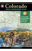 Colorado Road & Recreation Atlas 7th Edition