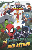 Marvel Super Hero Adventures: To Wakanda And Beyond