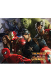 The Road To Marvel's Avengers: Infinity War - The Art Of The Marvel Cinematic Universe Vol. 2
