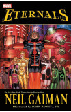 Eternals By Neil Gaiman (new Printing)