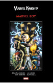 Marvel Knights: Marvel Boy By Morrison & Jones