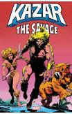 Ka-zar The Savage Omnibus