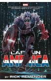 Captain America By Rick Remender Omnibus
