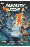 Fantastic Four By Jonathan Hickman Omnibus Vol. 1