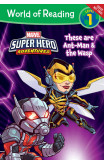 World Of Reading Super Hero Adventures