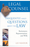 Legal Counsel, Book Three: Retirement, Representation , And Wills
