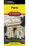 Paris Destination Map