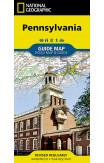 Pennsylvania Guide Map