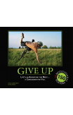 Give Up: Life's An Adventure For Most... A Concussion For You