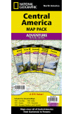 Central America, Map Pack Bundle
