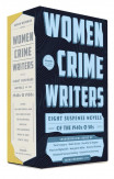 Women Crime Writers: Eight Suspense Novels Of The 1940s & 50s
