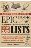 Listverse.com's Epic Book Of Mind-boggling Top 10 Lists